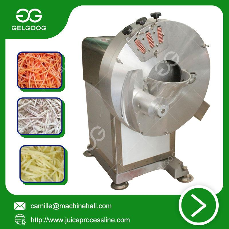 Vegetable cutting machine Shredded carrot vegetable cutter machine 2