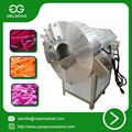 Vegetable cutting machine Shredded carrot vegetable cutter machine 4