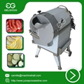 Bulb type vegetable cutting machine high