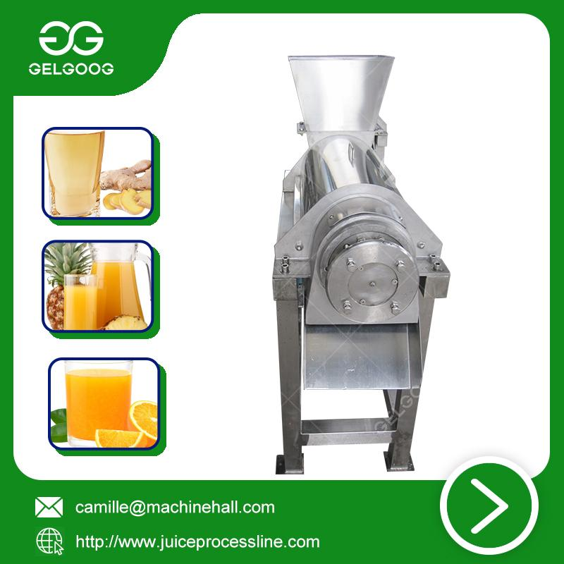 Fruit Juice Extraction Machine small scale juice making machine low price 1