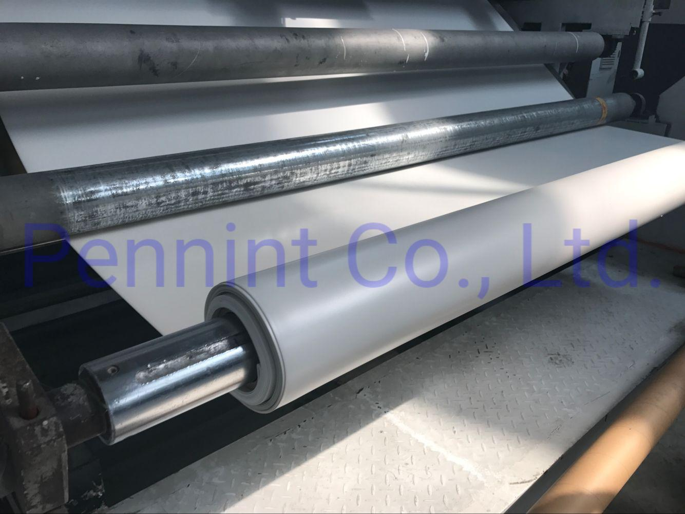 High polymer PVC waterproofing membrane roofing sheets building 4