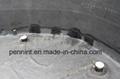 Rubber material EPDM waterproofing membrane swimming pool liner building  3