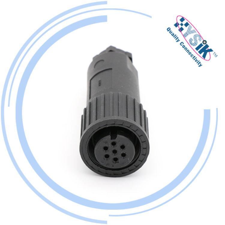 现货SP-ZH-7P 工业插头阿托斯阀用航空插头连接器比例阀7芯插头 2