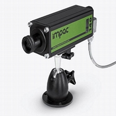 帶可選接口的數字高精度紅外溫度計50至1800°C