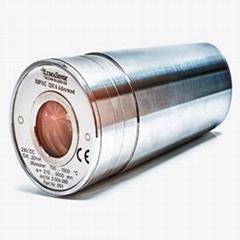 IGA6 和 IGA 6/23 advanced 用於非接觸式溫度測量的固定數字高溫計50 至 3000°C