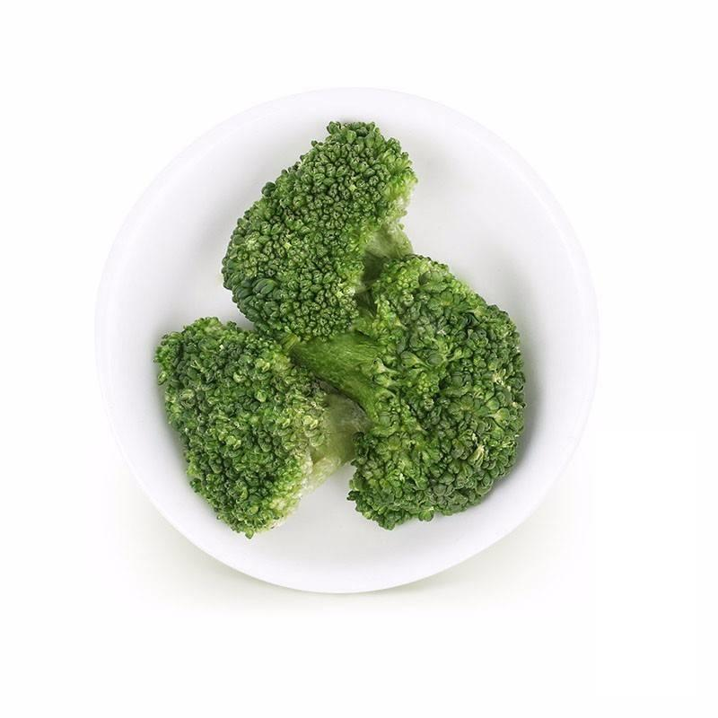 Hot sale freeze dried vegetables nutrition supplier freeze-dried broccoli with p 5