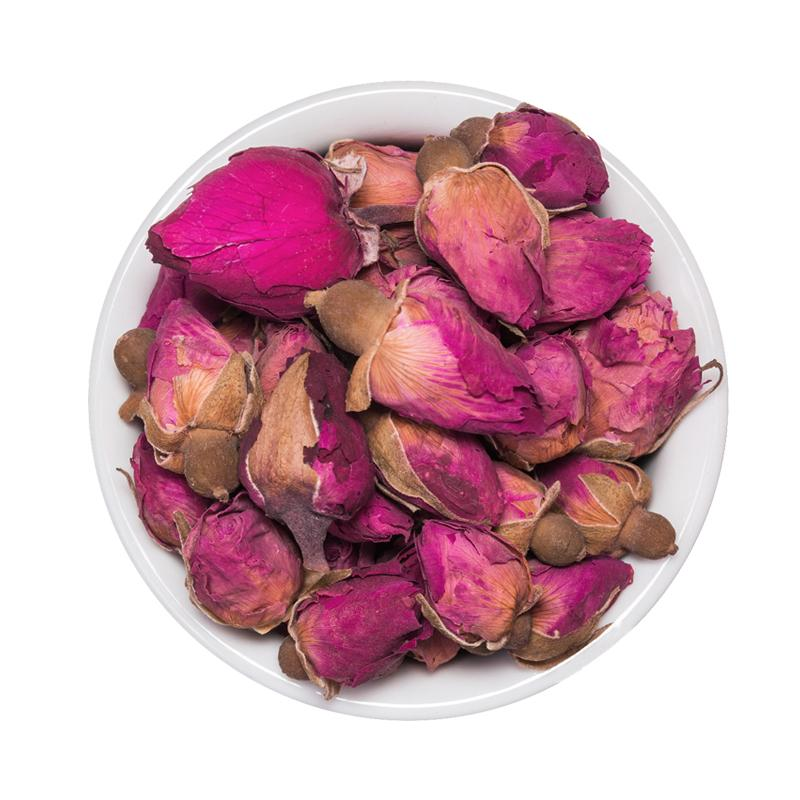 Top quality herbal tea dried roses flower Rosa rugosa tea for export  1