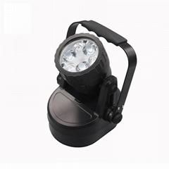 手提防爆工作灯救援便携锂电池防水防尘三防灯