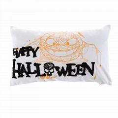 Halloween Embroidery Cushion