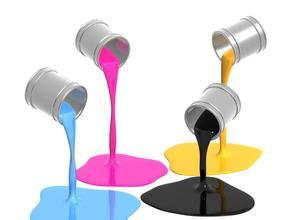 UV絲印玻璃油墨 1