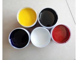 UV丝印玻璃油墨 2