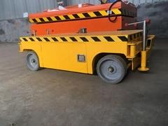 遥控平板拖车