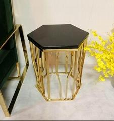 厂家供应不锈钢家具定制  现代时尚不锈钢凳椅批发