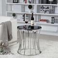 廠家供應不鏽鋼傢具定製  現代時尚不鏽鋼凳椅批發 2