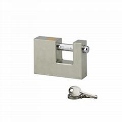 Rectangular Iron Padlock   Steel Padlock   Stainless Steel Brass Lock