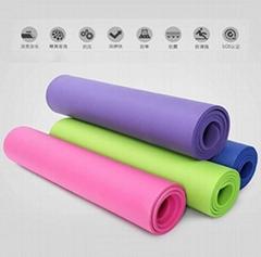 Nbr Yoga Mats Non Slip Yoga Mat Eco Friendly Workout Mat Extra Thick Exercise Ma