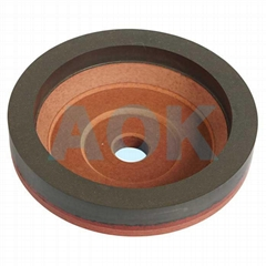 Glass Beveling wheel, resin wheel for beveling machine