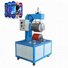 Skateboard heat press machine skateboard heat transfer machine