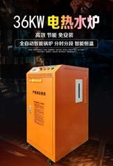 36kw小型電蒸汽發生器