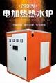 200kw電熱水鍋爐
