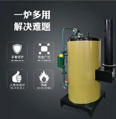 50kg燃气燃油液化气柴油蒸汽发生器