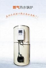 6萬大卡燃氣洗浴浴池澡堂養殖供暖洗浴熱水鍋爐