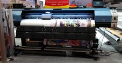 Cheap industrial large format vinyl eco so  ent printer machine with DX5 nozzle