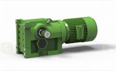 K系列斜齒輪減速電機