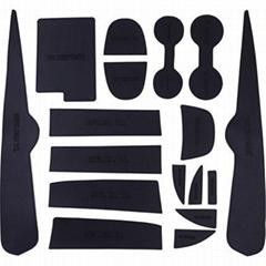暢慶車品內飾汽車門槽墊