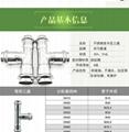 佛山环双卡压式304薄壁异径三通水管燃气连接管件 3