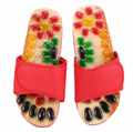 Stone Foot Massage Shoes Sandals Slippers 1