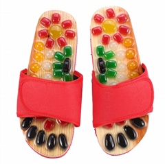 Stone Foot Massage Shoes Sandals Slippers