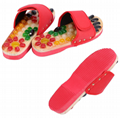 Stone Foot Massage Shoes Sandals Slippers 3