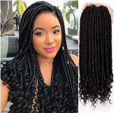 2020 fashion crochet braiding hair