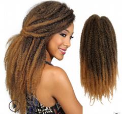 2020 fashion afro twist kinky braid for african women