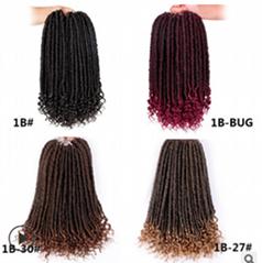 Cheap crochet braiding hair