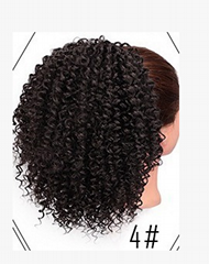 wholesale African small  braiding  ponytail