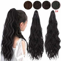 hot selling ponytail hair extension