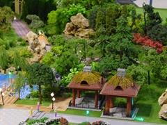 景观沙盘模型设计制作
