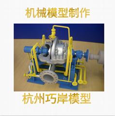 工业机械沙盘模型设计制作
