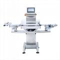 Auto High Precision 200g Check Weigher Machine with Belt Conveyor