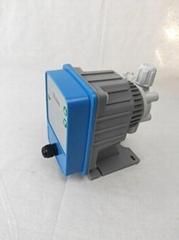 泳池在线水质监控仪消毒剂投药泵PH调节剂泵