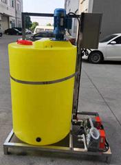加藥裝置加藥一體化水處理加藥裝置污水處理計量泵