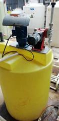 水处理加药桶搅拌机加药装置桶PE塑料桶
