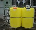 水處理加藥桶攪拌機加藥裝置桶PE塑料桶 4