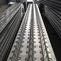 泓清鎧鈺鋼觔桁架樓承板金屬建材樓承板鋼模板鍍鋅板
