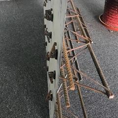 泓清鎧鈺可拆卸鋼觔桁架樓承板竹膠板金屬桁架