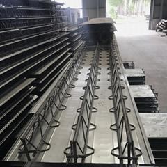TD3-90鋼觔桁架樓承板,金色建材鋼模板
