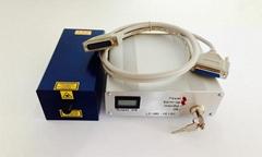 半导体泵浦单频激光器