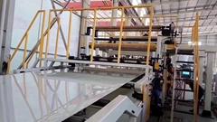 金纬机械供应PP一模双出中空建筑模板设备